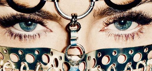 Madonna par Terry Richardson pour Harper's Bazaar Turquie [Janvier 2014 - Scans HQ]