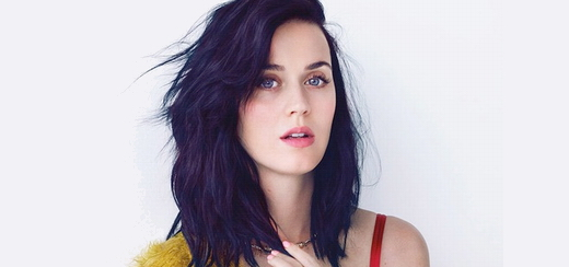 Katy Perry choisie par Madonna pour Art for Freedom