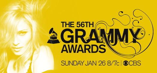 Madonna CHANTERA à la cérémonie des 56ème Grammy Awards