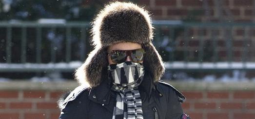 Madonna dans les rues de New York [22 janvier 2014 – Photos]