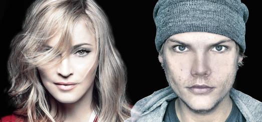 Madonna est impatiente de travailler sur son nouvel album et pourrait collaborer avec Avicii