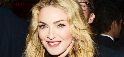Madonna se rend à The Great American Songbook, New York [10 février 2014 – Photos]
