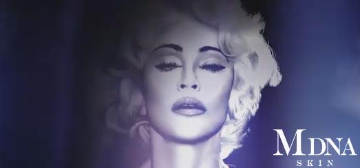 Madonna présente MDNA SKIN