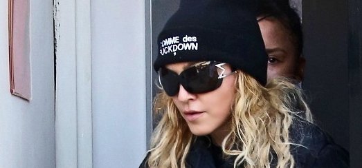 Madonna dans les rues de Los Angeles [6 mars 2014 - Photos]