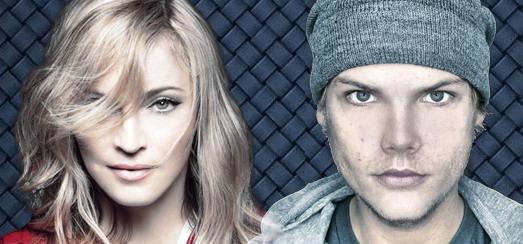 Madonna confirme sa nouvelle collaboration avec Avicii