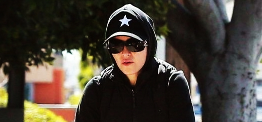 Madonna dans les rues de Los Angeles [9 mars 2014 – Photos]