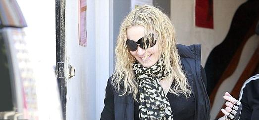 Madonna dans les rues de Los Angeles [10 mars 2014 - Pictures]