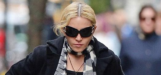 Madonna au centre de Kabbale à New York [22 mars 2014 – Photos]
