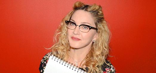 Madonna donne son opinion sur 10 sujets