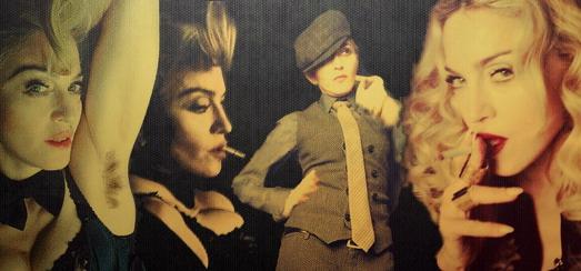 Détails exclusifs du photoshoot de Madonna pour L'Uomo Vogue