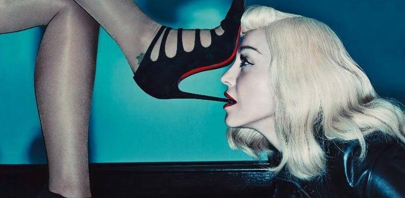 Madonna & Katy Perry par Steven Klein pour V Magazine [Numero d'été 2014]