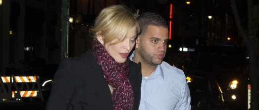 Madonna dans les rues de New York [30 mai 2014 - Photos]