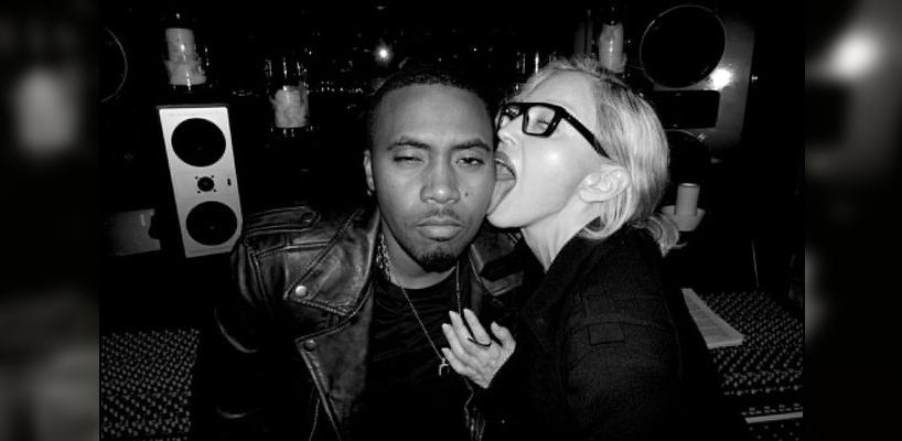 Nas collabore avec Madonna
