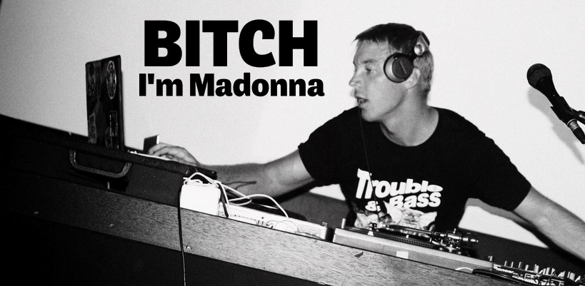 Diplo balance un nouveau remix pour «Bitch, I'm Madonna» sur BBC Radio 1 Xtra