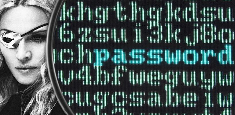 Un suspect arrêté pour avoir hacké, volé et vendu des morceaux de Madonna