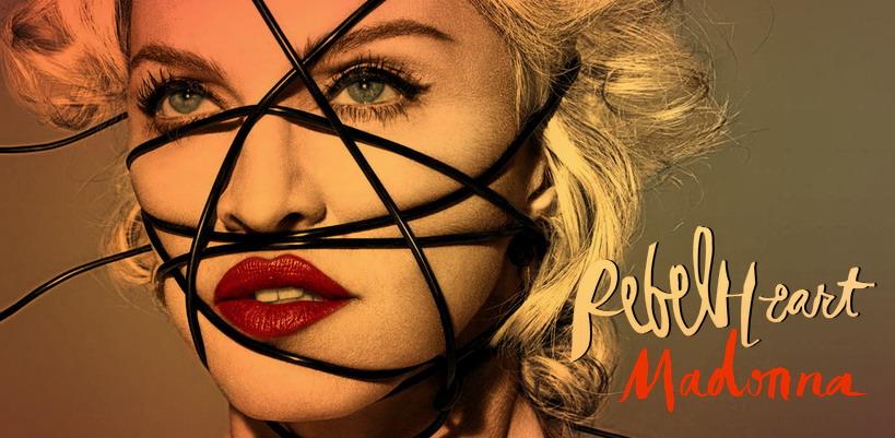 Rebel Heart : Objets Promos, Liens de Pré-commande, Détails et plus encore…