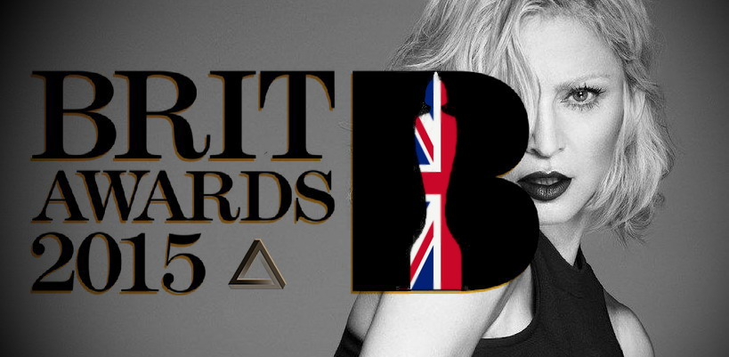 Madonna confirme sa participation aux BRIT Awards