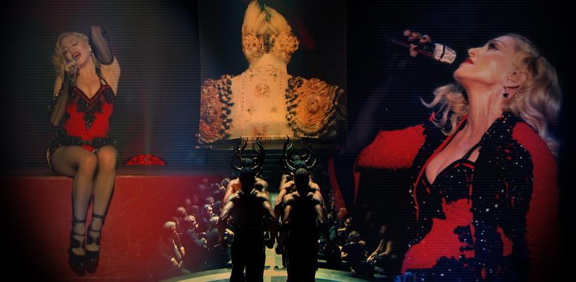Exclusif – Téléchargez la performance de Madonna aux Grammy Awards en HD
