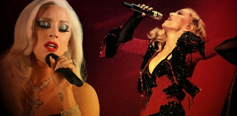 Lady Gaga continue de copier Madonna
