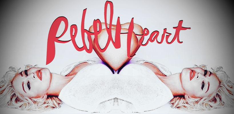[Mise à Jour : Photo intégrale ajoutée] Nouvelle image issue du photoshoot «Rebel Heart» révélée