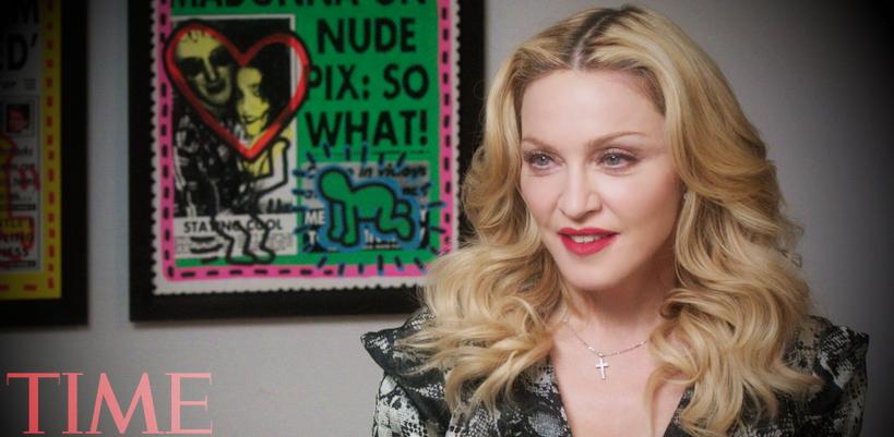 Madonna : C'est sur Instagram que je me suis rendu compte que mes chansons fuitaient
