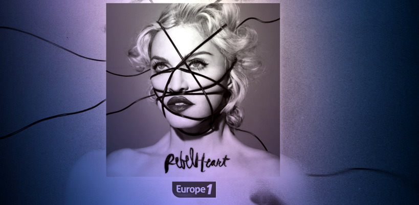 Madonna pour Europe 1 : Stromae, Alicia Keys, Ghosttown et le piratage