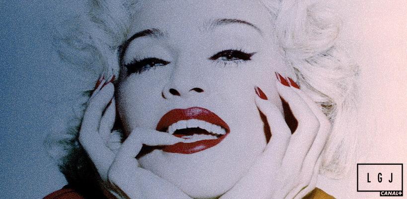 [Mise à Jour : Nombre de téléspectateurs ajouté] Madonna au Grand Journal de Canal+ [2 Mars 2015 – Photos & Vidéos]
