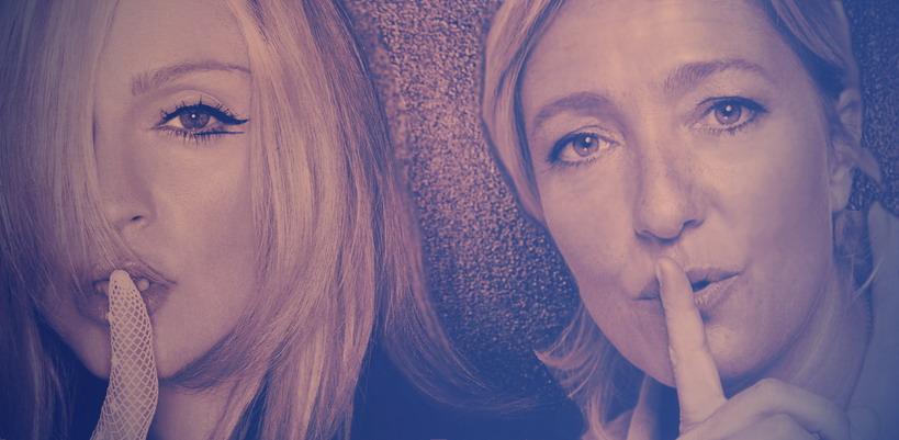 Madonna et Marine le Pen : La rencontre aura-t-elle lieu ?