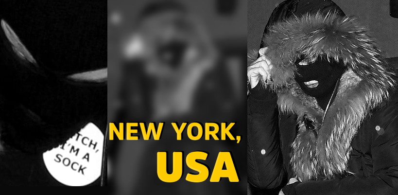 Madonna celebre la fête de Pourim à New York [Mars 2015 - Photos]