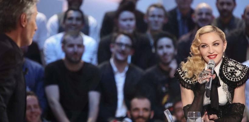 Le manager de Madonna à Antoine de Caunes : N'essaie pas de me baiser !