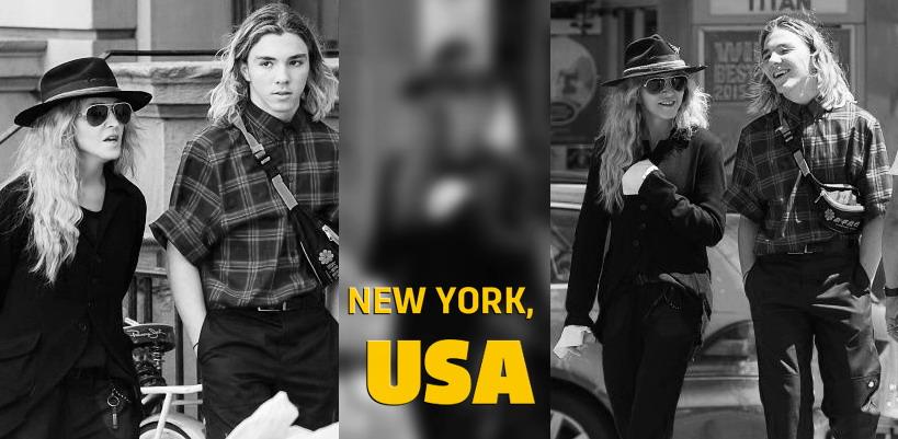 Madonna dans les rues de New York [7 août 2015 - Photos]
