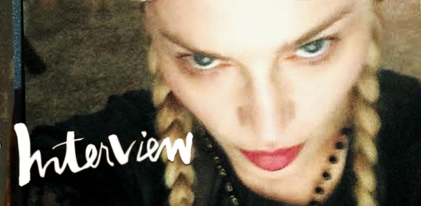 [Mise à Jour : Nouvelles Photos] Madonna en couverture d'Interview Magazine [Septembre 2015]