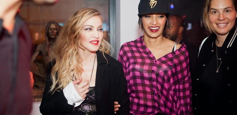 Madonna au Phi Centre, Montréal [10 Septembre 2015 – Photos & Vidéos]