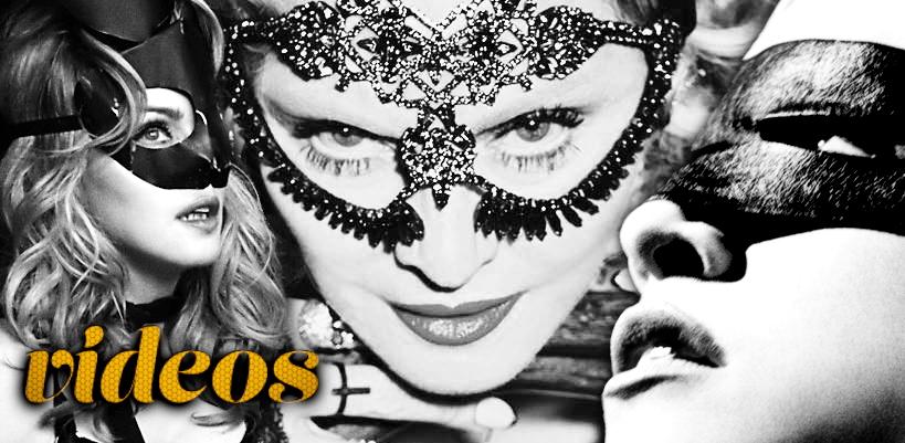 [Mise à Jour #2 : 25 nouvelles vidéos] Madonna vidéos inédites: Outtakes, B-Roll, Backdrops, etc…