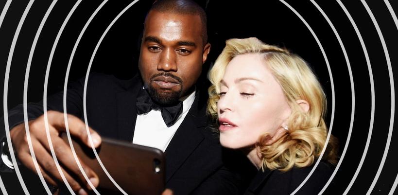 'Highlights', la version inédite du titre de Kanye West feat. Madonna !