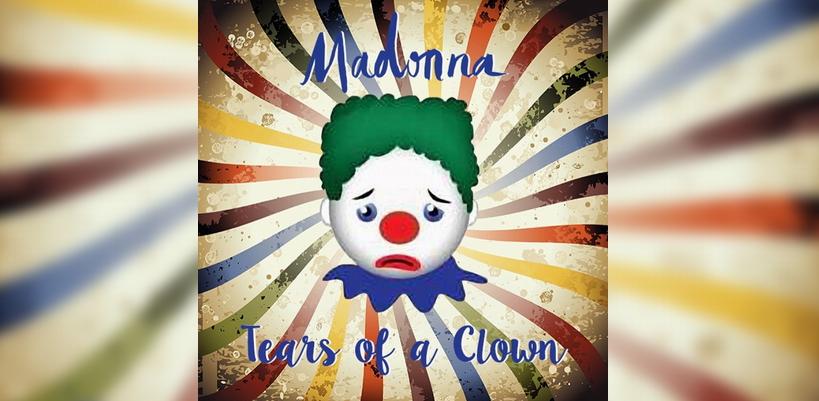 MADONNA: TEARS OF A CLOWN – Les titres répétés