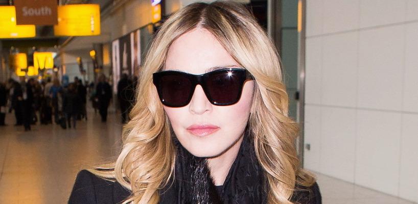Madonna de sortie à Londres et New York [5 & 7 Avril 2016]