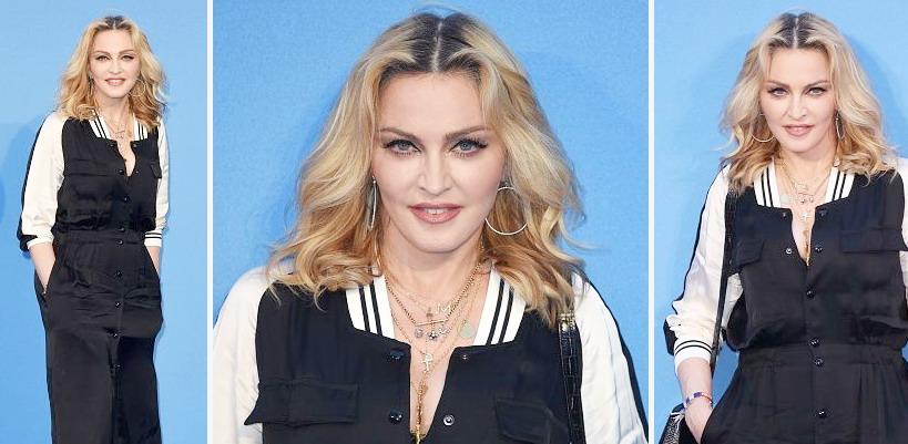 Madonna à la première du documentaire sur les Beatles à Londres [15 septembre 2016 - Photos & Videos]