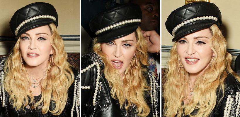 Madonna dans les rues de Londres [27 octobre 2016 – Photos & Vidéo]