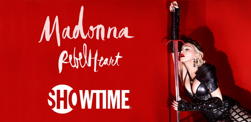 Madonna : Rebel Heart Tour [Concert Complet - Vidéos]
