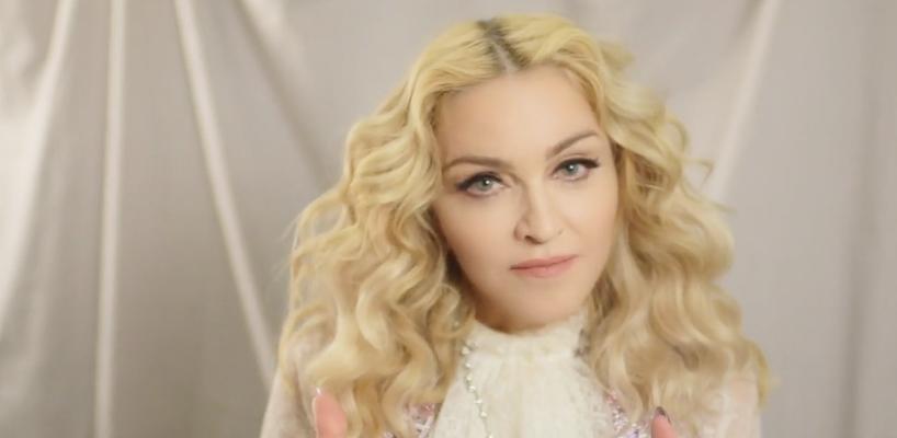Madonna : Tony Bennett tu es un boss !