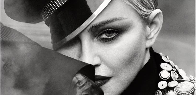 [Mise à Jour : Vidéo ajoutée] Madonna par Luigi and Iango pour Vogue Allemagne [avril 2017]