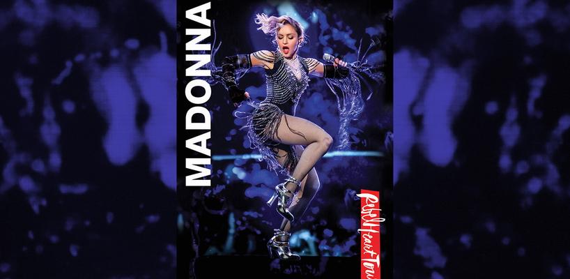 Le Rebel Heart Tour de Madonna en 5 versions le 15 septembre