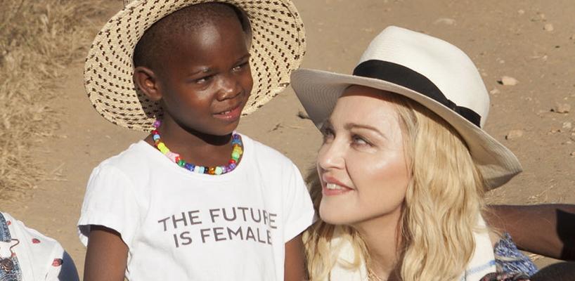 Madonna par Shavawn Rissman pour People Magazine [18 Septembre 2017]