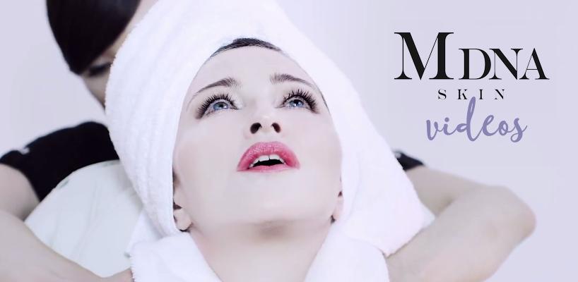 Les Vidéos Promotionnelles MDNA Skin