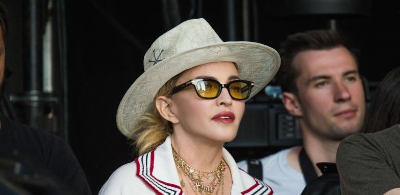 Madonna au festival Wireless à Londres [7 juillet 2018 – Photos]