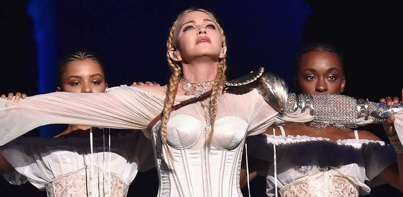 La performance de Madonna au Met Gala 2018 [7 mai 2018 – Officiel]