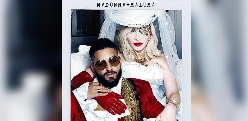 Madonna sort son nouveau single «Medellín» demain !