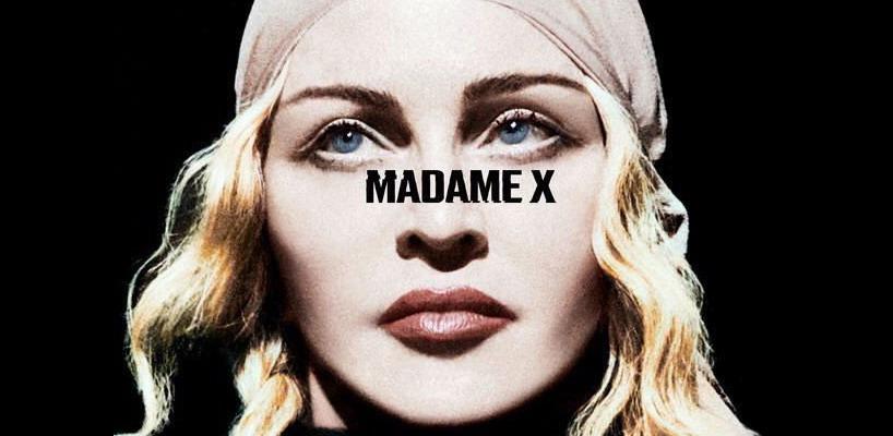 La tracklist complète et covers de Madame X !
