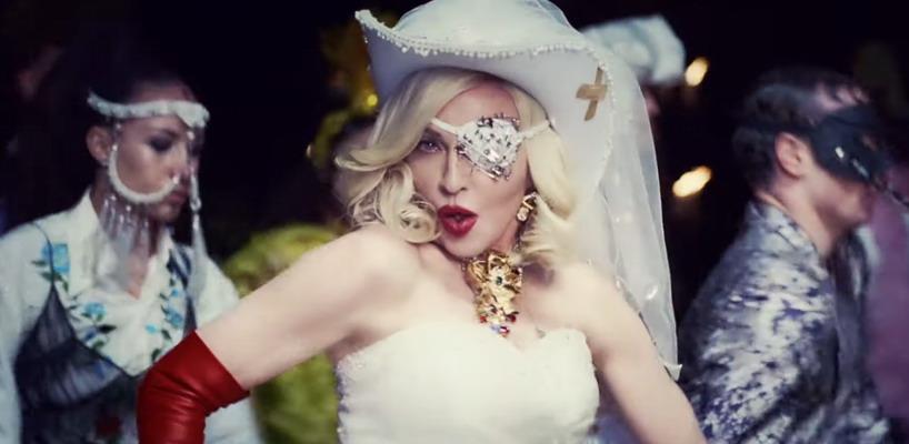 La vidéo de Madonna pour «Medellín»